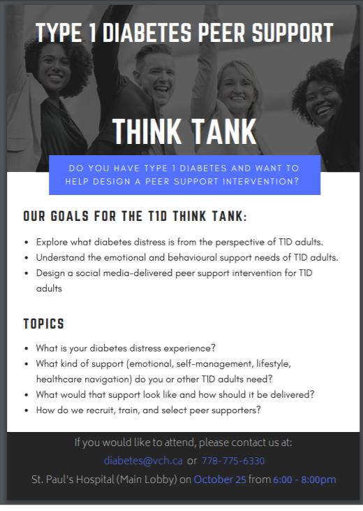 T1D Think Tank